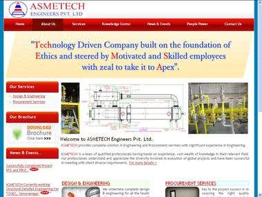 ASMETECH Engineers Pvt. Ltd.