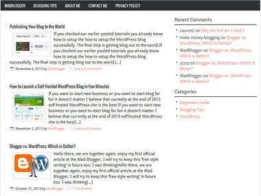 Madblogger.net