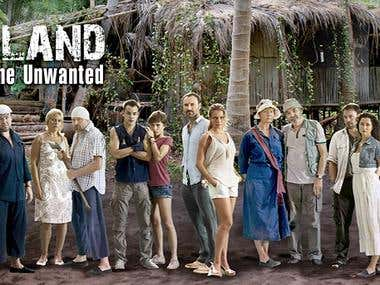 "TV Series ""Island of the Unwanted"""