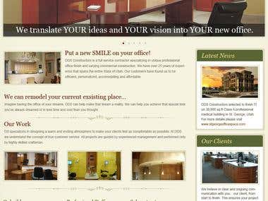Home Fruntiture Website