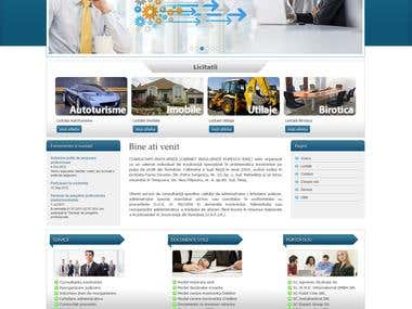Real estate evaluator web site
