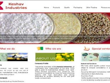 Manufacture and Textile Industries