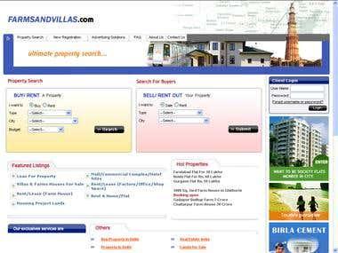 Farms and Villas India Ltd