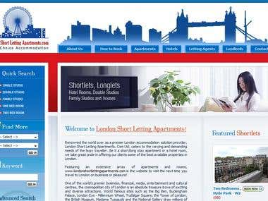 London Shortletting Apartments