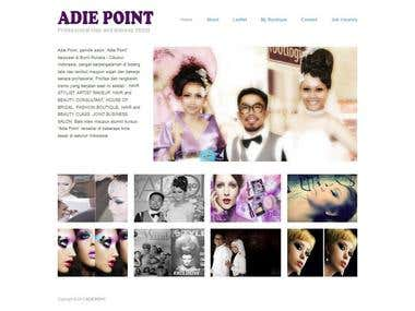 Home Web Adie Point Salon