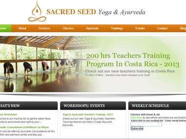 www.sacredseedyoga.com
