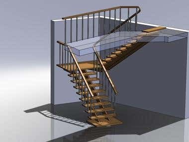 House interior / Stairs