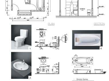 Architecture Drawings.
