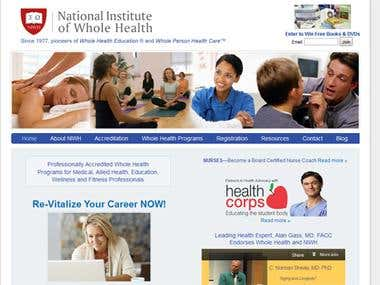 The National Institute of Whole Health