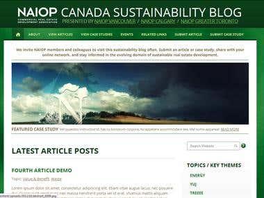 NAIOP Sustainability Blog