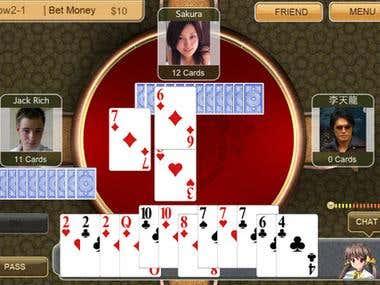 Big2 Online Poker