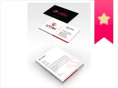 Design some Business Cards & Letterhead