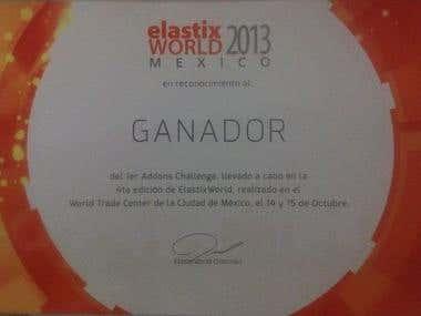 Elastix's Addons Challenge Winner