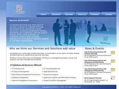 Multilynx official Site (www.multilynx.pk)
