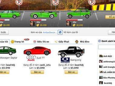 SNS Game - CarParking