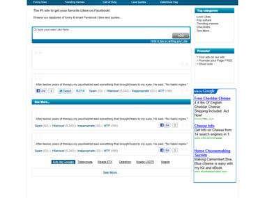 GottaLikeIt.com - PSD to HTML