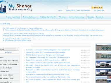 My Shehar