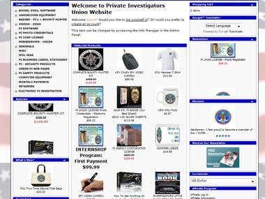 Private Investigators Union
