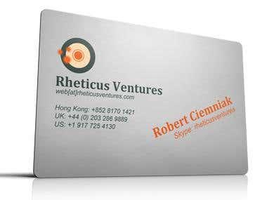 Rheticus Ventures