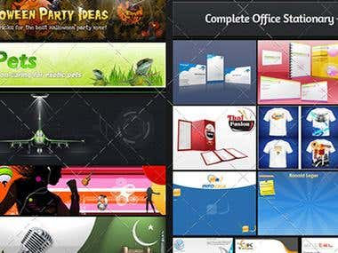 Corporate Identity & Stationary Design
