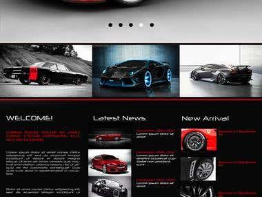 Template Design Work for jigoshop eCommerce