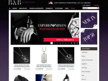 R & B Jewellers
