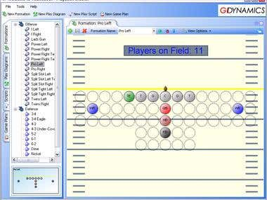 Football Playbook Software