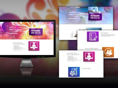 Graphic Design for Web