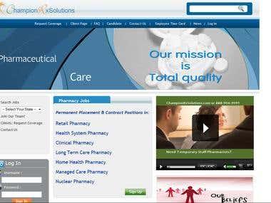 CMS Site