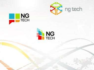 NG-Tech Logo Concepts