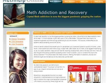 Meth help online