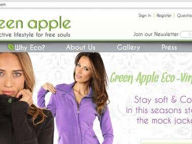 Green Apple - www.greenappleactive.com