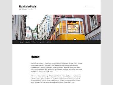 Ravi Medicals