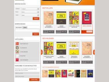 Samsad book store