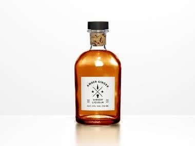 Amber Liquid