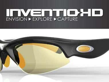 SpyTec - InventioXD Sunglasses