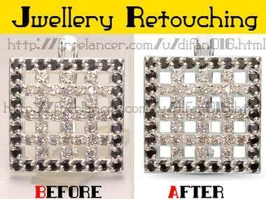 Jwellery Retouching