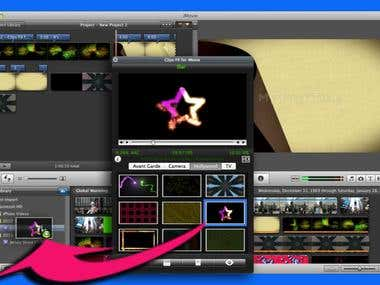 Clips FX for iMovie