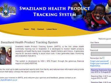 Swaziland HPTS