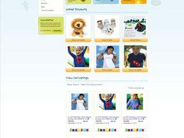 Jazkids Custom eBay Store