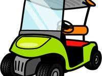 Golf Cart Illustration
