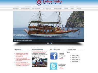 Cobanyildizi Shipping Tour Project