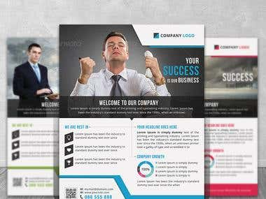 Latest Resume & Flyer design-001