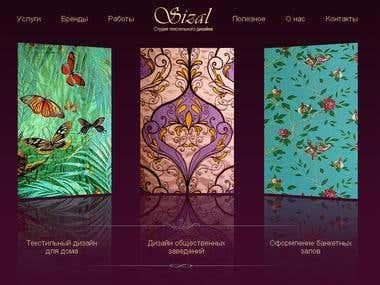 Sizal: Textile design company
