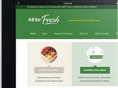 All So Fresh (allsofresh.co.uk)