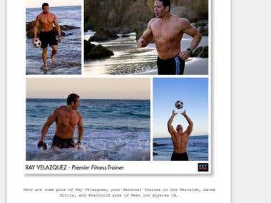 Santa Monica Trainer
