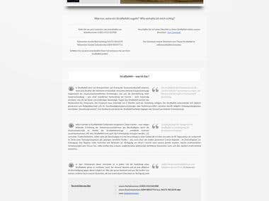 Law Firm WordPress Template