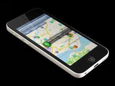 WD iPhone App