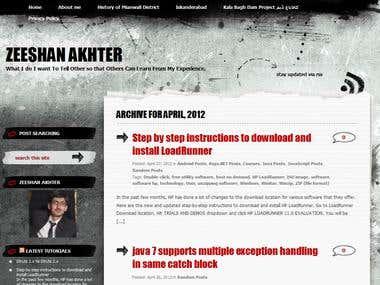 zeeshanakhter.com
