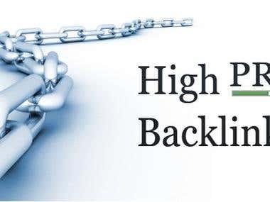 Expert backlink builder